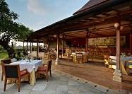 Warisan romantic restaurant Bali
