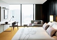 Crown Metropol Melbourne - luxury getaway