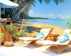 Beach Sun Retreat, Kent, one of the best Themed hotels UK