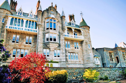 Château Rhianfa, Anglesey, one of the best Themed hotels UK