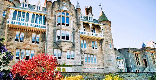 Château Rhianfa, Anglesey, United Kingdom