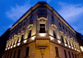 Hotel Palazzo Zichy, Luxury hotels in Budapest city centre