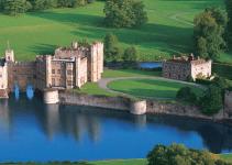 Leeds Castle, Maidstone, Kent, Castle hotel near London