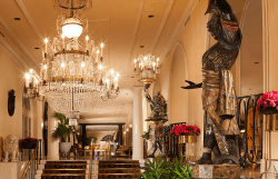 Omni Royal Orleans, One of the best & most romantic hotels in New Orleans