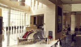 Raffles Dubai Luxury Hotel