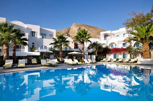 5 Star Hotels In Santorini Greece Romantic Santorini Holidays
