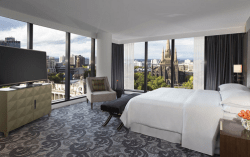 Sheraton Melbourne Hotel, one of the best Hotels in Melbourne CBD, Australia