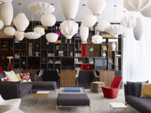 citizenM London Bankside hotel, one of the best Themed hotels in London