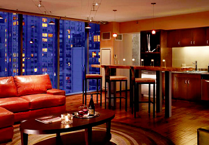Dana Hotel, one of the most romantic getaways in Chicago