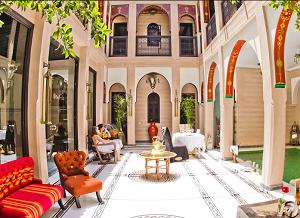 Riad Dar Anika, one of the best Marrakech getaways