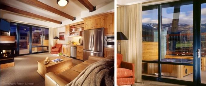 Jacuzzi Suite in Newpark Resort ParkCity Utah