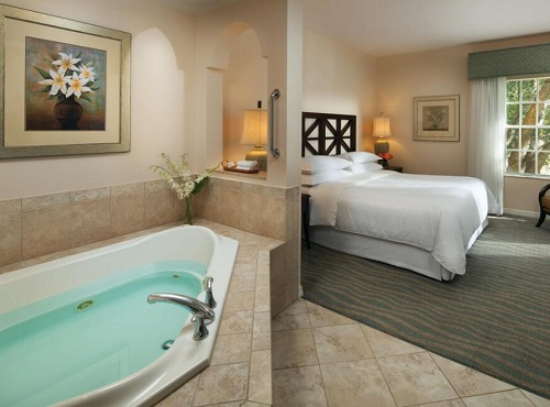 14 Romantic Hotels With Hot Tub In Room In Orlando Florida