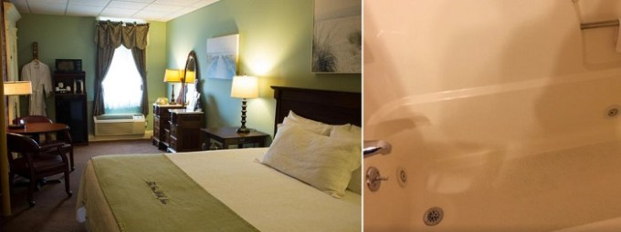 Suite with a jetted tub in Inn at St John Portland In-Town, Maine