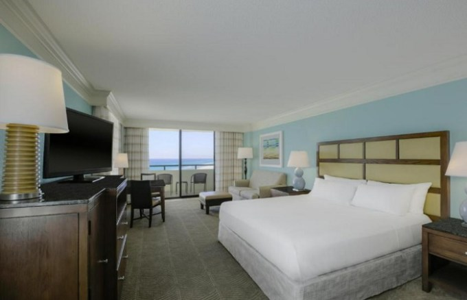 Beachfront room in Hilton Sandestin Beach Golf Resort & Spa, Destin, FL