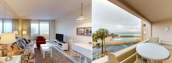 Beachfront vacation rental in Jetty East Condos, Destin, FL