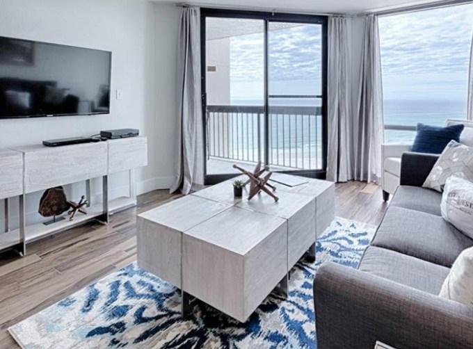 Beachfront vacation rental in SunDestin Beach Resort I, Destin, Florida