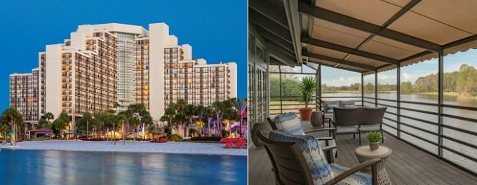 The beachfront resort Hyatt Regency Grand Cypress Disney Area Orlando, FL