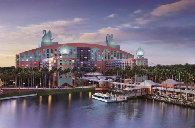 Walt Disney World Swan, Orlando, FL