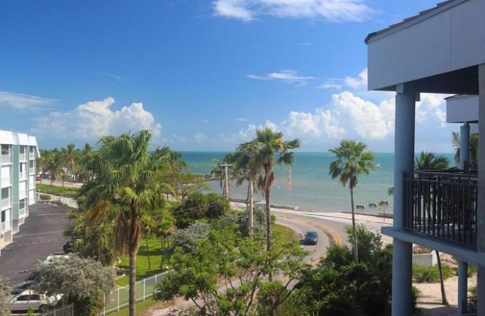 Beachfront condos in Coconut Palms, Key West, Florida
