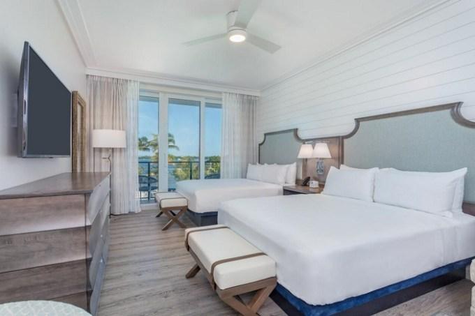 Beachfront suite in The Capitana Key West Resort, Florida