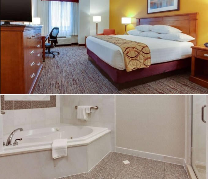 Suite with Hot Tub in Drury Inn & Suites West Des Moines, AI