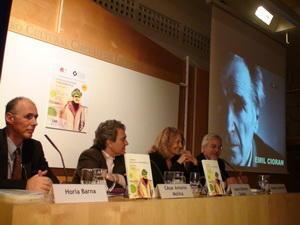 Cioran – evocat la Madrid în Noaptea Cărţilor
