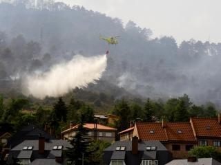 Incendiile de pădure au ucis 4 pompieri