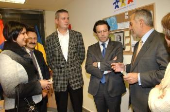 Mostoles: Asociaţia Românilor şi-a inaugurat sediul