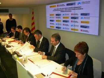 Catalunia: Proiect de informare pentru omologarea diplomelor