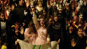 Casa de Rumania a participat la Carnavalul din Getafe