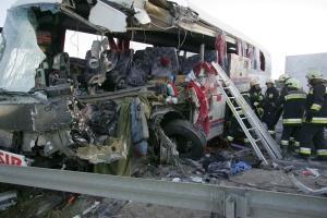 Accident in Ungaria: 5 romani au murit in drum spre Spania