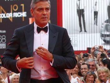 "George Clooney ""candidat"" la presedintia SUA"