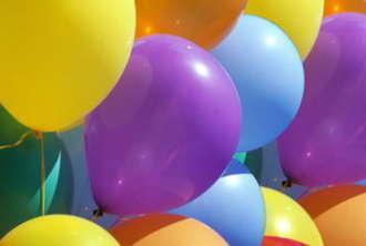 UE: Petreceri fara baloane pentru copiii nesupravegheati