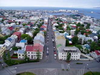Liber la munca in Islanda
