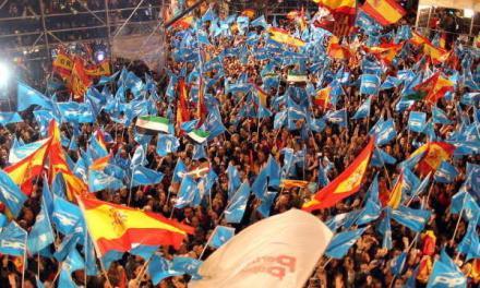 Spania isi pune speranta in Partidul Popular