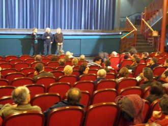 Filmul romanesc a revenit la Madrid