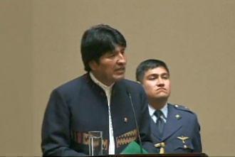In cinstea zilei de 1 mai, Bolivia nationalizeaza o firma spaniola de electricitate
