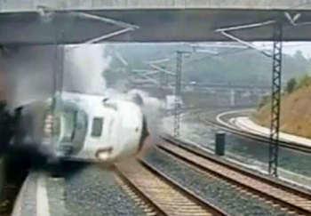 Noi acuzatii in cazul tragediei feroviare de la Santiago de Compostela