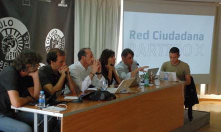 Indignatii incep revolutia in Spania cu lansarea Partidului X