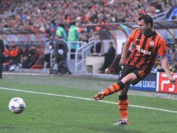 Un tricolor în Primera Division