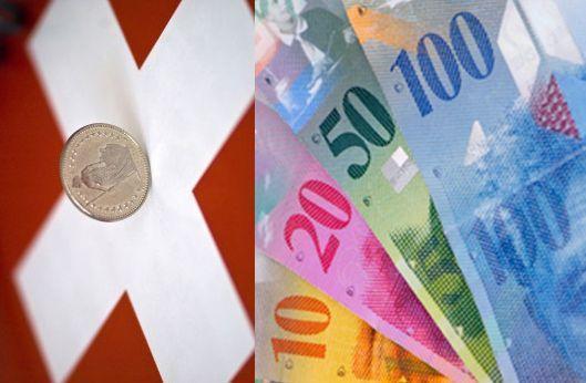 Francul elveţian explodează în România