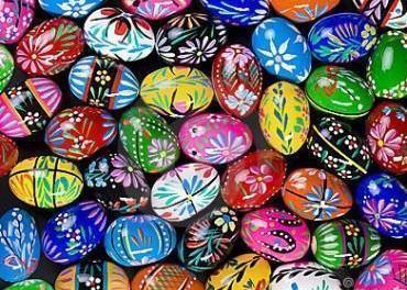 Atelier gratuit de încondeiat ouă, pentru copii