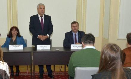 Angel Tîlvăr, ministrul românilor de pretutindeni ajunge la Madrid