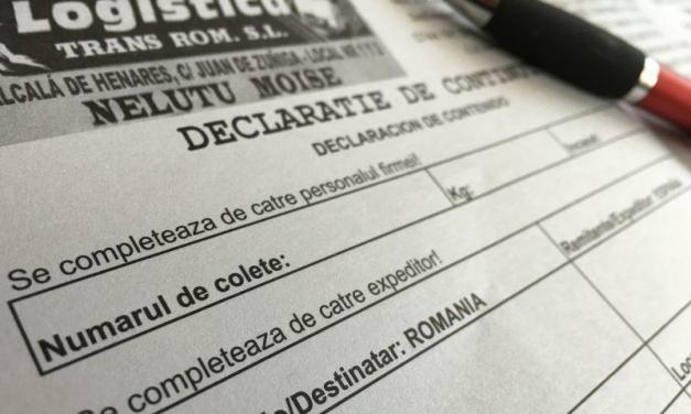 Noul orar aplicat pentru transportul de pachete în România