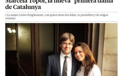 O româncă în fruntea Cataloniei