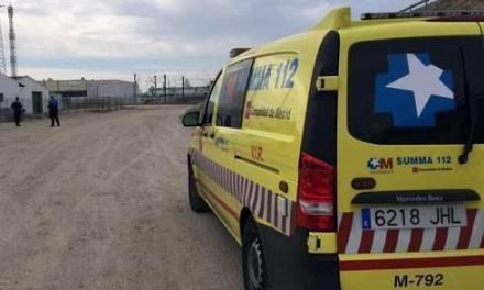 Doi morți într-o furgonetă la Madrid