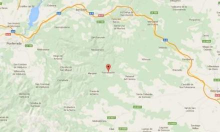 Camion românesc blocat în munți