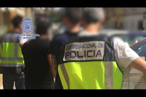 Prins la Castellón pentru un viol comis în România