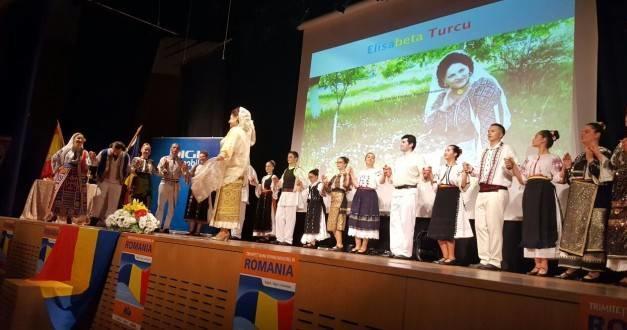"""""""Noi suntem români"""" la Salamanca"""