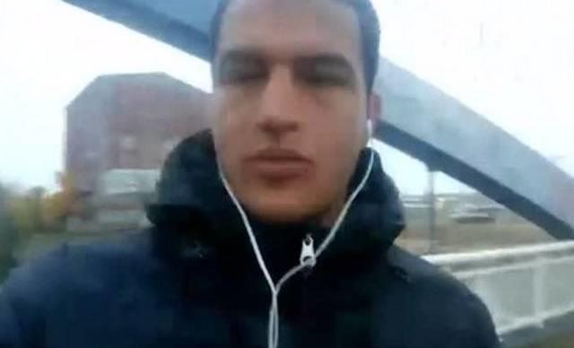 Teroristul de la Berlin, recunoscut de un român